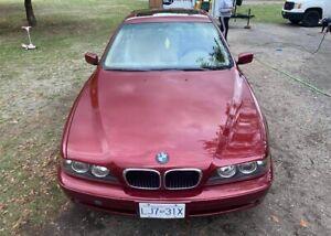 2001 BMW 5 Series 525