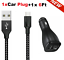 3-6-10Ft-Micro-USB-Fast-Charger-Data-Sync-Cable-Cord-For-Samsung-HTC-Android-LG miniature 30
