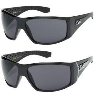 f9f293ecbd Large OG Real Locs Sunglasses Dark Gangster Shades Mens Loc Glasses ...