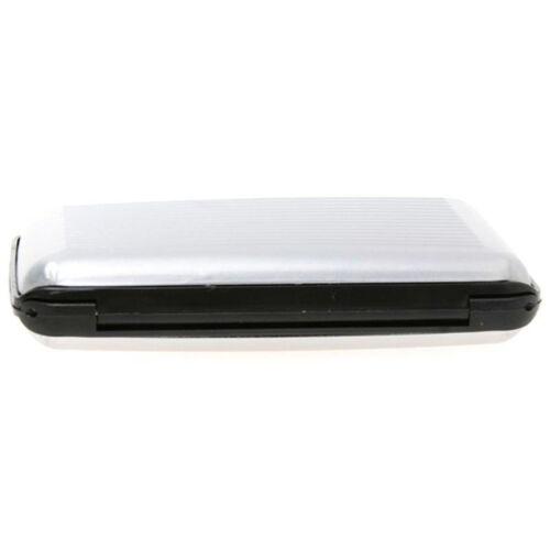 Thin Aluminum Metal Wallet ID Credit Debit Card Case Box Holder For Men Women