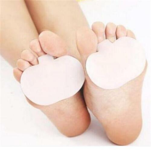 Forefoot Mersal Foot Pads Toe Pain Relief Cushion Insoles Orthotics Pad Q