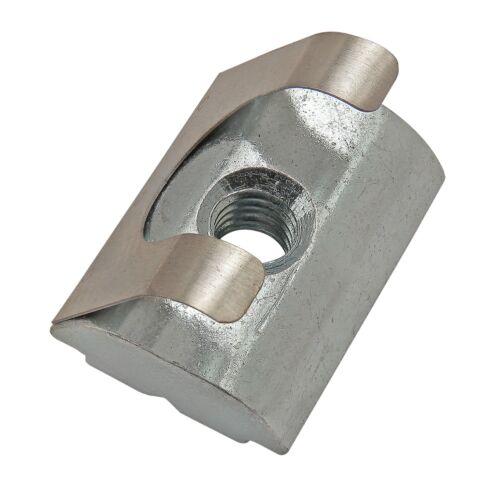 30 40 Series M4 Aligning Roll-In T-Nut w//Leaf #13089 N 80//20 Inc T-Slot 15