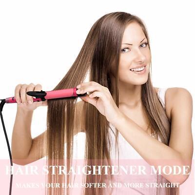 Boucleur Cheveux 2 en 1 Conique, Fer à Friser Professionnel Diamètre 25 mm, 3D | eBay