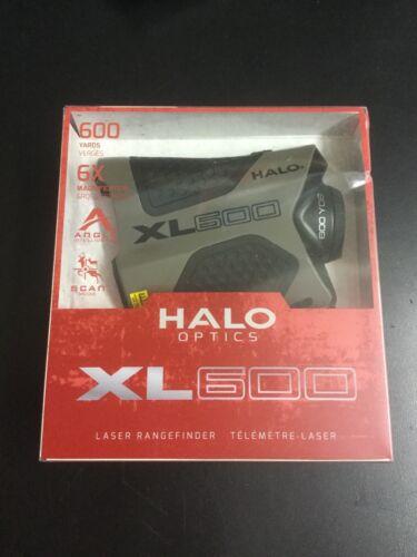 Halo XL600-8 600 Yard Laser Range Finder #0588