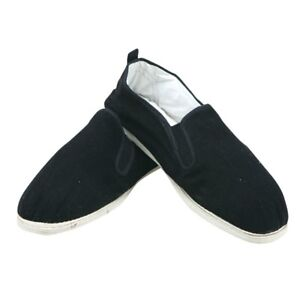 NEW Kung Fu Shoes w/ COTTON Sole Tai Chi Shoes Kung Fu Foot Guard protector Gear