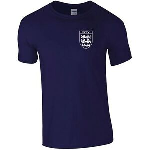MANCHESTER-CITY-3-LIONS-CLUB-AND-COUNTRY-SMALL-CREST-T-SHIRT-MENS