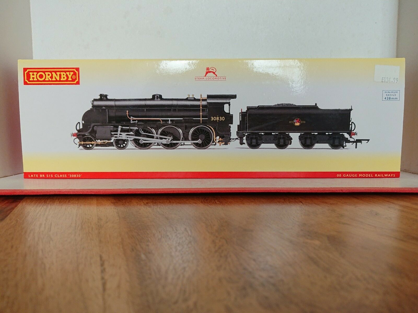 Hornby R3329 BR  Late  S15 Class  30830  DCC READY NEW