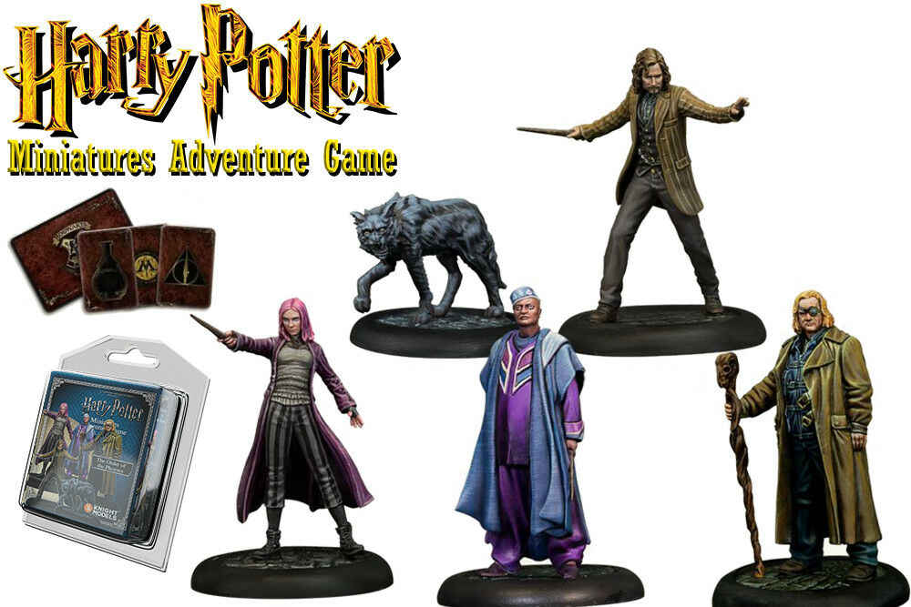 Harry Potter Miniatures Adventure Game Order Of The Phoenix KNIGHT MODELS