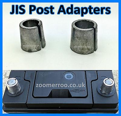 Batteria Auto Giapponese Terminale Post Adattatori Adattatori-piccolo Post Conversione- Completa In Specifiche
