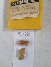 Qty of 5New NR 35R KC810 Kennametal Carbide RadiusGroove//Turning Inserts NR3078R