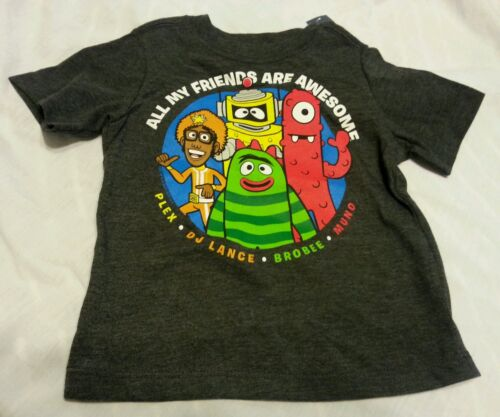Old Navy Tee Shirt Size 12-18 Months Collectabilitees Gray