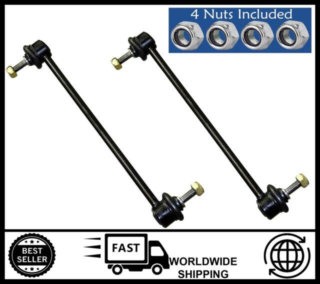 X2 Front Stabiliser Anti Roll Bar Drop Links (L&R) FOR Peugeot 306 Citroen Xsara