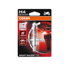 OSRAM h4 12v nightracer Night Racer Plus 110% più Luce Moto 64193nr1-01b