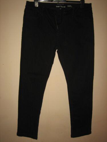 Mens Rc3 Zip 32 Emporio Blue 27 Fly Jeans Waist Straight Leg fwdgq