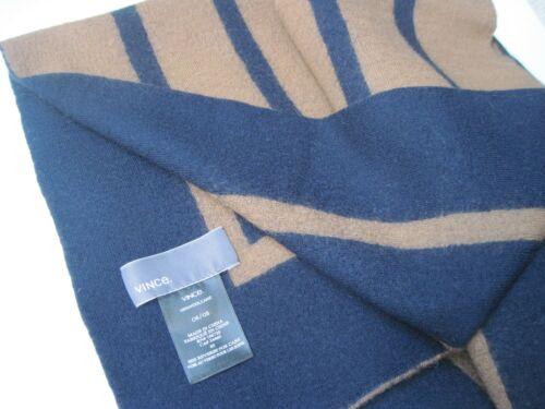 Vince Wool Blanket Scarf