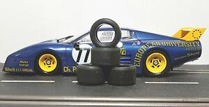 1-32-PAUL-GAGE-SLOT-CAR-TIRES-2pr-PGT-20125LM-fit-Racer-17x8-Alloy-Hubs