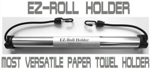 Ez-Roll Holder Paper Towel holder for Camping Outdoors Cars RV Indoors use