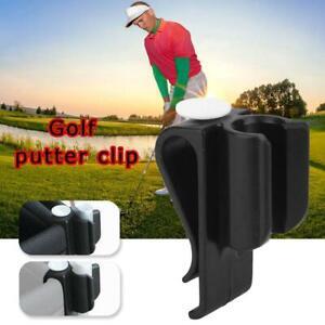 1-Pc-Professional-Golf-Bag-Clip-Clamp-Auf-Putter-Halter-Organisator-Verein-Sport
