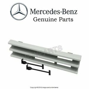 Mercedes r129 300sl 500sl front tow hook cover primered for Mercedes benz genuine parts germany