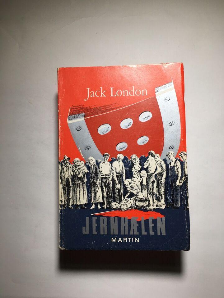 Jernhælen, Jack London, genre: roman