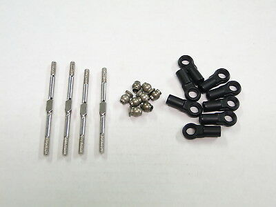 NEW TLR LOSI TEN-SCTE 3.0 4WD Hubs Carriers Front /& Rear LOSB2100 LX19