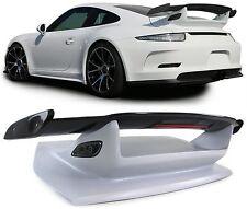 GT3 CARBON  HECKFLÜGEL HECKSPOILER MIT MOTORHAUBE FÜR Porsche 911 991 ab 11