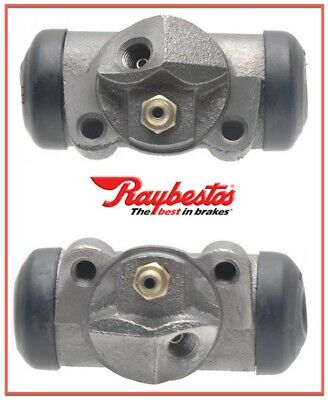 2 Brake Wheel Cylinders RAYBESTOS REAR Left /& Right Replace OEM # 2017509