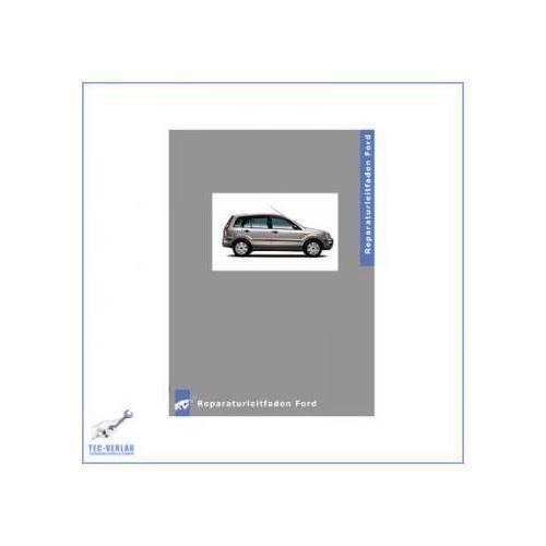 FORD Fusion sistemi elettrici-officina manuale