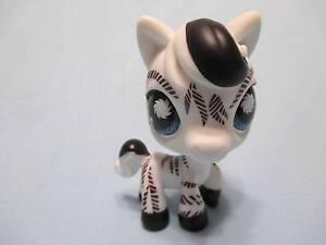Littlest-Pet-Shop-Zebra-903-Horse-Pony-Authentic-Lps