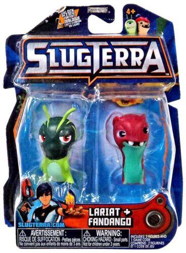 Slugterra Lariat /& Fandango Mini Figure 2-Pack