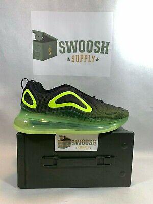 Nike Air Max 720 Shoes AO2924 008 BlackBright CrimsonVolt Mens Sizes | eBay