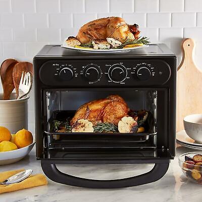 Dash 23 Liter Everyday Air Fryer Oven Matte Black ...