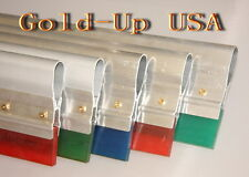 13 Screen Printing Squeegee Aluminum Handle With 85 Duro Blade