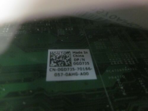 NEW OEM Dell Latitude E5410 Motherboard D1VN4 59DMW GD7J5