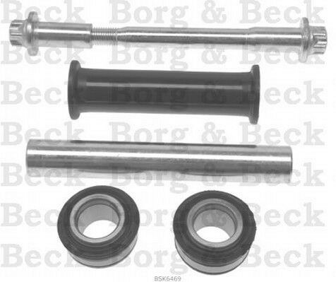 BSK6469 BORG /& BECK SUSPENSION ARM KIT fits Mercedes A-Class fits W168