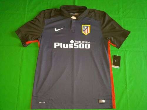 Kinder Atletico Madrid Trikot Away 2015/16 Nike Größe Boys L -NEU 147-158