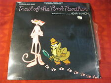 LP OST HENRY MANCINI Trail of The Pink Panther LIBERTY UK 1982