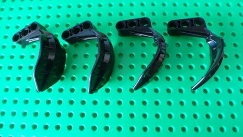 nouveau p n 11953 Lego technic black grabber bras 3L épais split de 42042 x 4