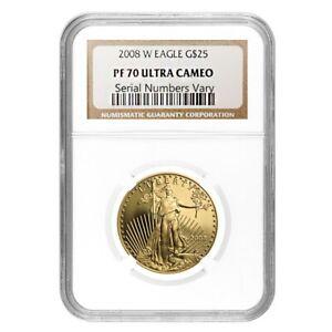 2008-W-1-2-oz-25-Proof-Gold-American-Eagle-NGC-PF-70-UCAM