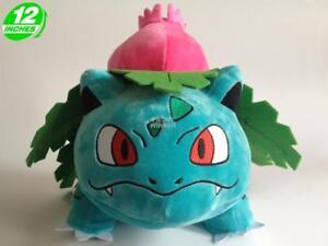 12-034-Ivysaur-Plush-Wow-Pokemon-Pikachu-Anime-Stuffed-Doll-Toy-Game-PNPL8204
