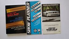 SEMA 1985 20th Annual Show Directory Book Program Guide Exhibitors Booth List