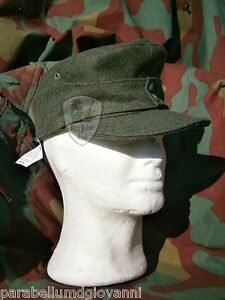 Image is loading Feldmutze-m43-hat-german-german-field-cap-elite- 6ad5d6cc6510