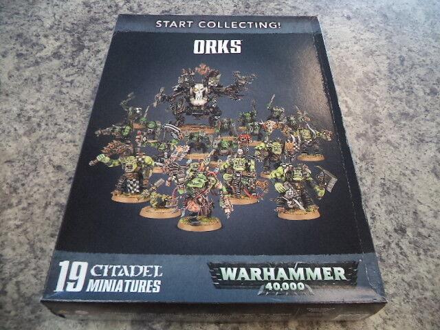 Estrellat Collecting Orks - Warhammer  40k 40,000 giocos lavoronegozio modellololo nuovo   alta qualità genuina