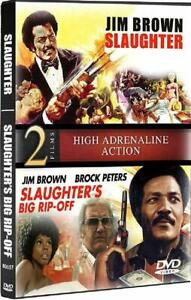 Jim Brown Slaughter >> Details About Slaughter Slaughter S Big Rip Off Dvd Jim Brown Stella Stevens New
