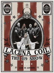 Lacuna-Coil-The-119-Show-Live-In-London-NEW-BLURAY-DVD-2CD