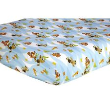 Disney Baby Finding Nemo Fitted Crib Sheet