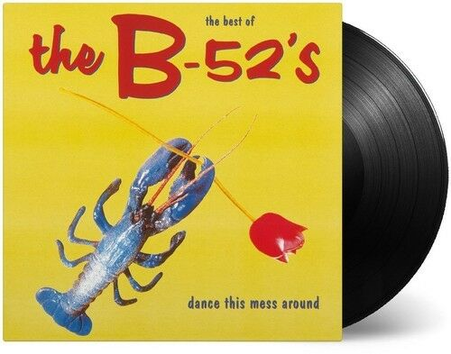 The B-52's - Dance This Mess Around: The Best of [New Vinyl LP] Holland - Import