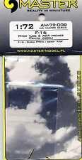 F-16 Pitot Tube & AoA Probes 1/72 MASTER-MODEL