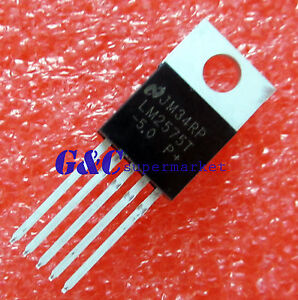 20pcs LM2575T-5.0 LM2575T LM2575 5V Switching Regulator TO-220
