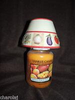 Homco/home Interiorsveggie Candle Shadenib 11471 Beautiful Fits Yankee Candle